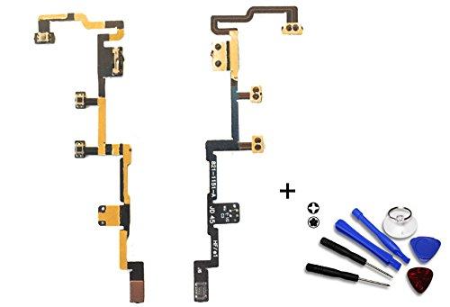 flex kabel f r ipad 2 power on off button volume. Black Bedroom Furniture Sets. Home Design Ideas