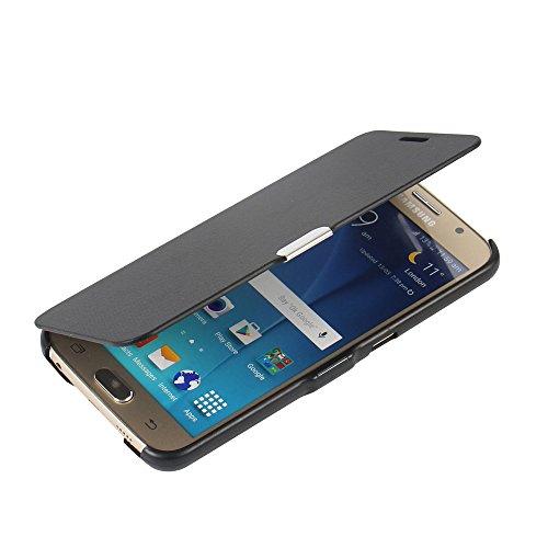 Hülle Flip Case Google Pixel 3 Xl Kunstleder Schwarz Cover Schutzhülle Klappbar Great Varieties Cell Phones & Accessories